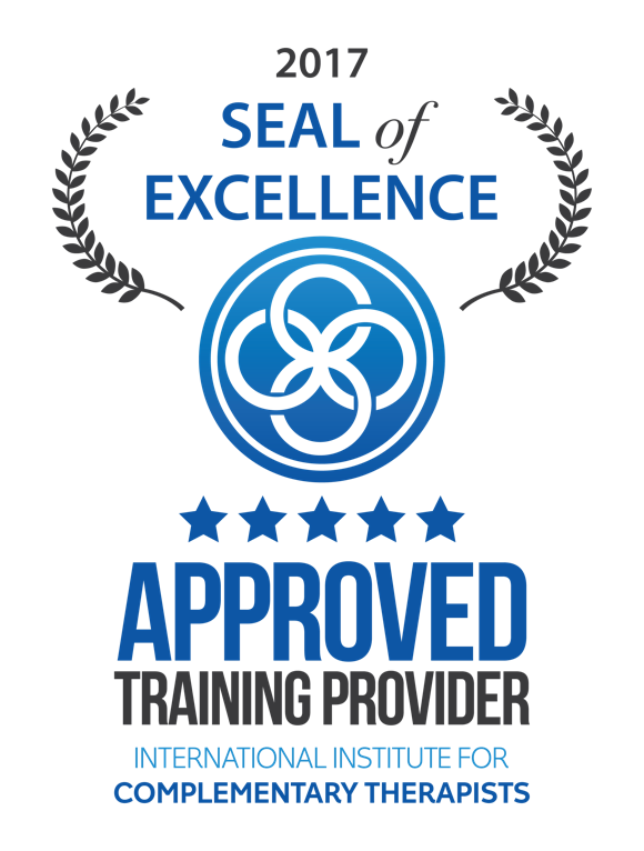 approved training provider seal