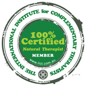 IICT 100% Certified Membership Sticker